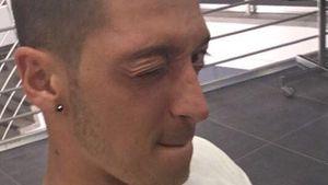 Mesut Özil nach seinem Friseurbesuch