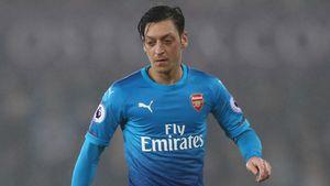 Mesut Özil: Er freut sich für das spanische Team