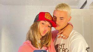 Grenze wieder offen: Romeo Beckham kann Freundin wiedersehen