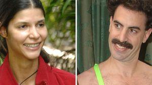 Micaela Schäfer vs. Borat: Wem steht's besser?