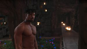 "Wegen ""Black Panther""-Hottie: Fan-Girl brach Zahnspange ab!"