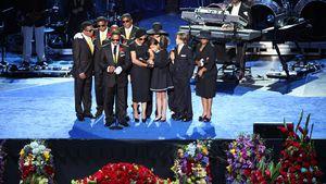 Paris und Janet: Eisiges Schweigen auf Joes Beerdigung