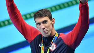 Goldjunge! Michael Phelps ist erfolgreichster Olympionike