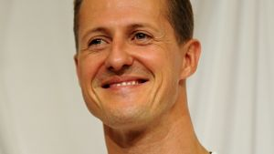 Formel 1-Star Michael Schumacher