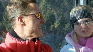 Michael Schumacher und Corinna Schumacher