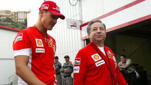 Michael Schumachers Freund will wieder mit ihm zur Formel 1