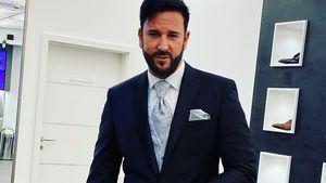 Diesen Anzug wird Michael Wendler bei seiner Hochzeit tragen