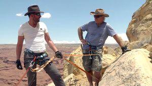 Wüsten-Trip mit Konny Reimann: Wendler stößt an sein Limit