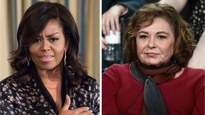 War Michelle Obama Schuld an Roseanne Barrs Show-Aus?