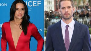 Michelle Rodriguez und Paul Walker