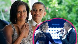 Echte Fans: Obamas feiern auf Jay-Z und Beyoncés Konzert!