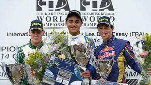 Ganz der Papa! Mick Schumacher fährt nun Formel 4