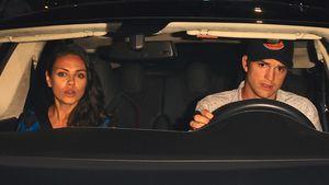 Irres Gerücht: Scheidung bei Mila Kunis & Ashton Kutcher?
