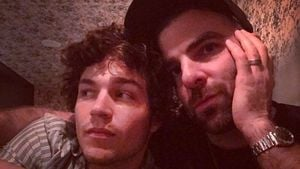 Ring am Finger: Zachary Quinto & Miles McMillan verlobt?