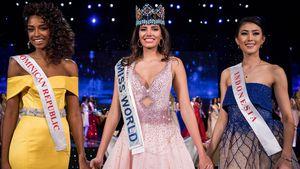 Puerto Rico hat die schönste Frau: Sie ist Miss World 2016!