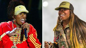 22 Jahre nicht gealtert: Missy Elliott stellt Album-Pic nach