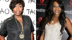 Missy Elliott sollte auf Bobbi Kristina aufpassen!