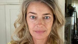 Model Paulina Porizkova (55) postet Selfie ohne Make-up