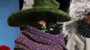 Marc Jacobs überrascht in NY mit riesigen Hüten