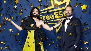 Offiziell: Diese internationalen Stars singen beim #FreeESC