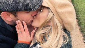 """Tausendmal ja"": Mollie King und Stuart Broad sind verlobt"