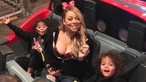 Süße Hawaii-Urlaubs-Pics: Mariah Carey zeigt ihre Zwillinge!