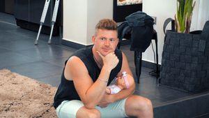 """""""Fuck"""": So reagiert Moritz auf Melissas Bachelorette-Korb"""