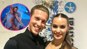 """Ist Renatas Mann eifersüchtig wegen """"Let's Dance""""-Moritz?"""