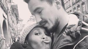 Total verliebt: Hier kuschelt Motsi Mabuse mit ihrem Schatz
