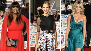 Viel Glamour: Die tollsten Looks der Pride of Britain Awards