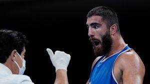 Sitzstreik: Boxer rastet nach Olympia-Disqualifikation aus