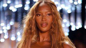 Naomi Campbell bei einer Show 2006