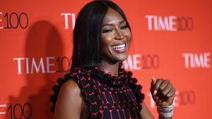 Naomi Campbell bei einem Event in New York 2017
