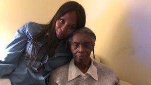 """""""Bis heute geprägt"""": Naomi Campbell trauert um ihre Oma"""