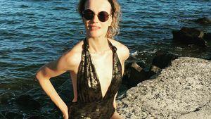 Model Natalia Vodianova, bekannt unter dem Spitznamen Supernova