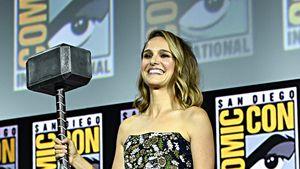 Marvel-Hammer: Natalie Portman wird zum weiblichen Thor!