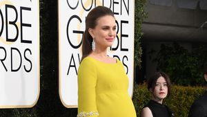 Natalie Portman auf den 74. Golden Globe-Awards in Los Angeles