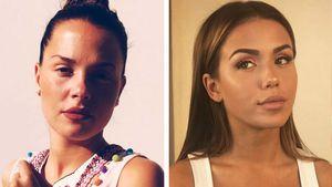 Neues Pic: Roccos schöne Freundin sieht aus wie Kim Gloss!