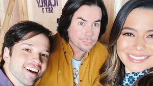 """Miranda Cosgrove zeigt erstes Bild von """"iCarly""""-Reunion"""
