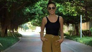 Nazan Eckes in der Türkei