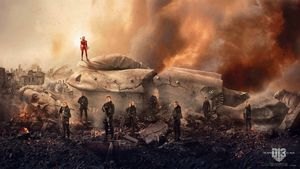 "Katniss im Capitol: Dramatisches ""Hunger Games""-Poster"