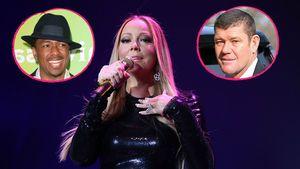 Nick Cannon, Mariah Carey und Jack Packer