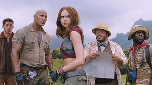 "Mega-Skills für The Rock & Co: 2. ""Jumanji""-Trailer gibt Gas"