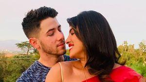 Lange her! Nick Jonas teilt ein neues Paarfoto mit Priyanka