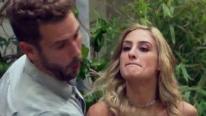 """Nick Viall und eine Kandidatin bei """"The Bachelor"""""""