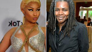 Nicht geklaut! Nicki Minaj wehrt sich gegen Tracy Chapman