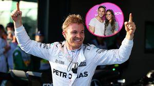 Nico Rosberg und die Lombardis