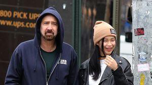Shinto-Zeremonie: So lief Nicolas Cages fünfte Hochzeit ab