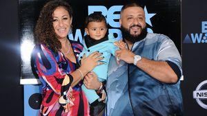 Süß: DJ Khaleds Sohn trägt bei den BETs einen Mini-Smoking!