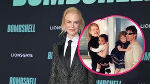 Absolute Seltenheit! Nicole Kidman spricht über Adoptivkids
